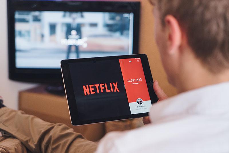 中国观看 Netflix 视频