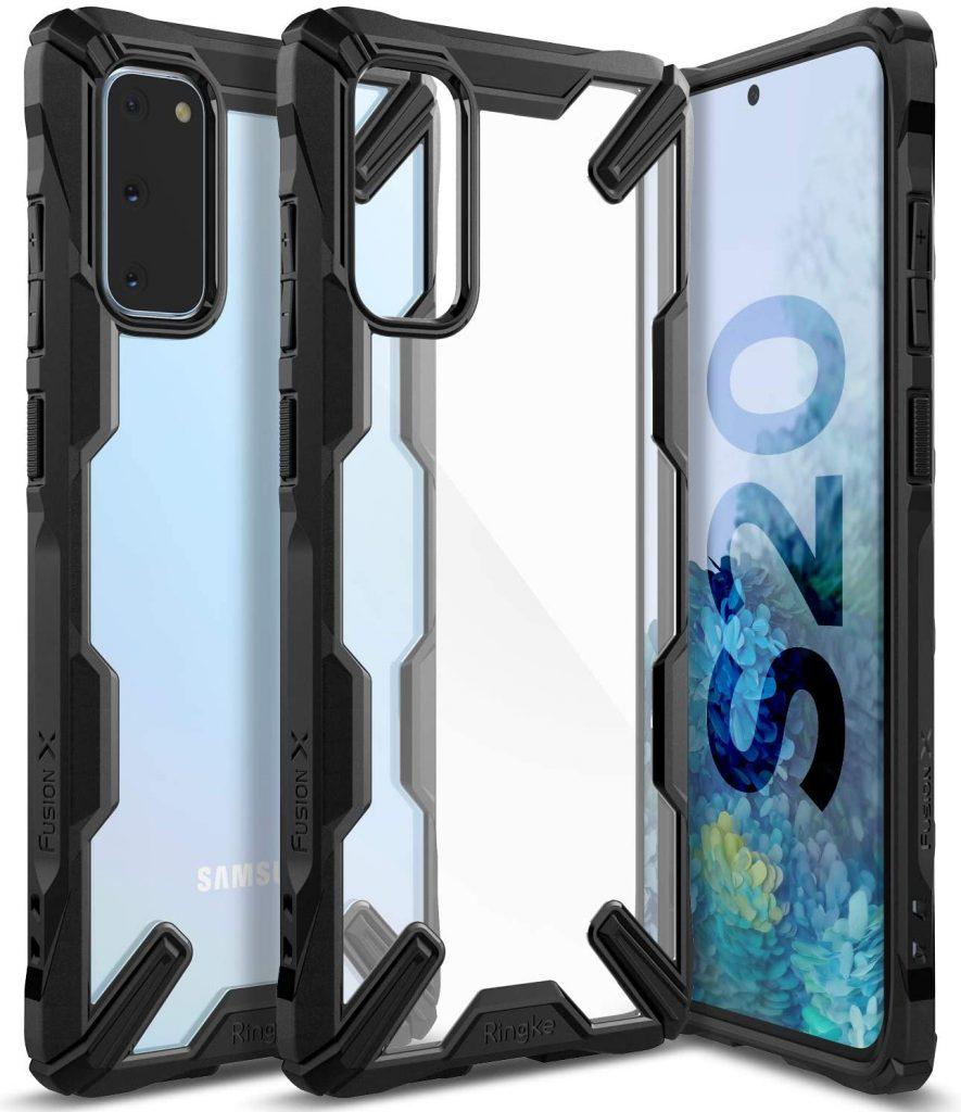 三星Galaxy S20手机保护壳